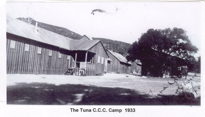 AC - Tuna Canyon Detention Station Mess Hall