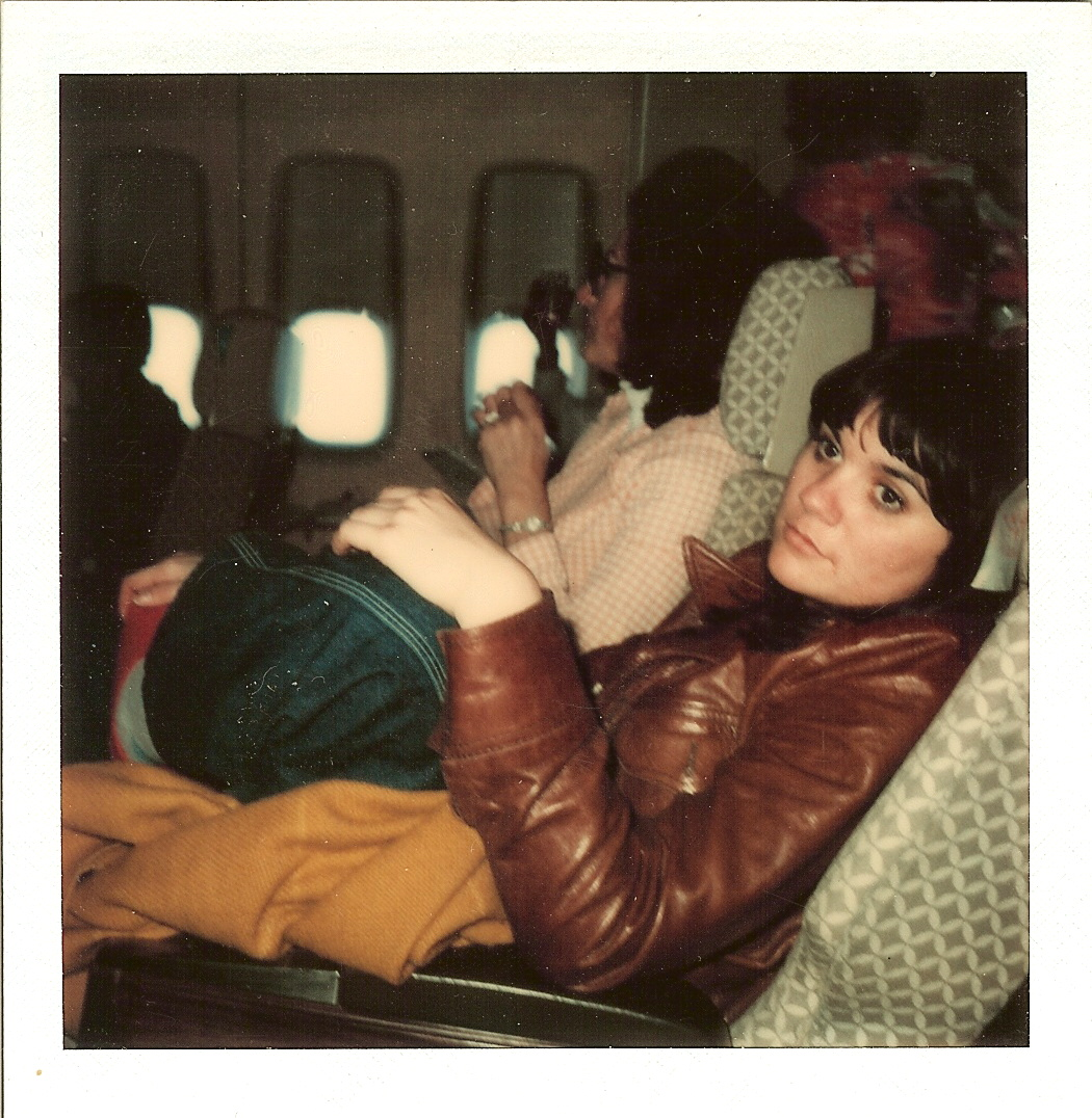 Flying with Linda Ronstadt