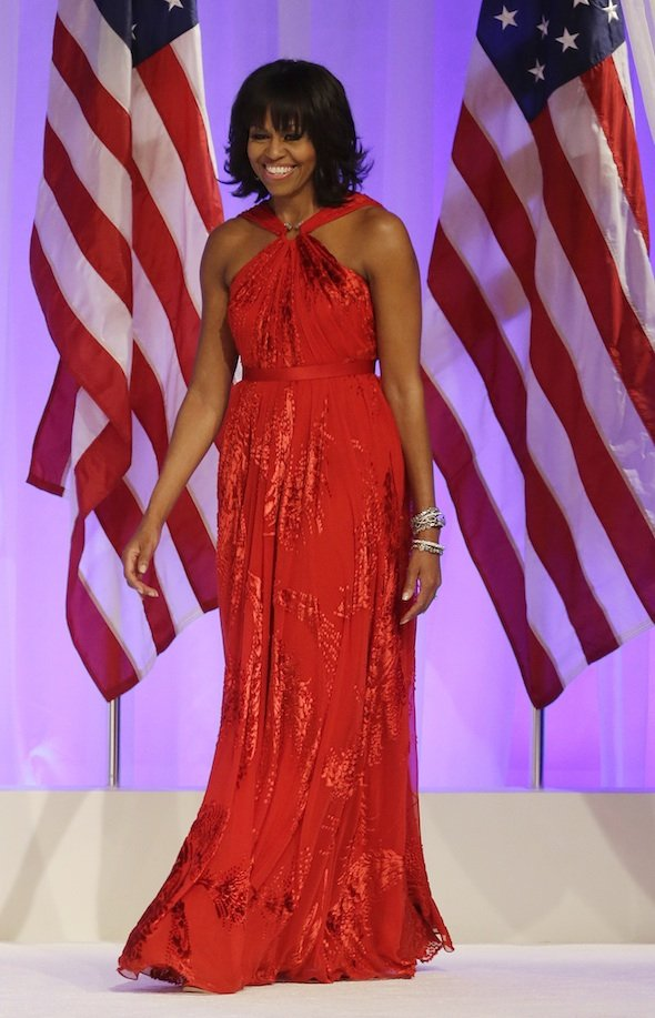 MICHELLE OBAMA_IN_JASON_WU_GOWN