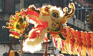 Go out and bring in the New Year! YEAR OF THE DRAGON EVENTS AROUND THE COUNTRY