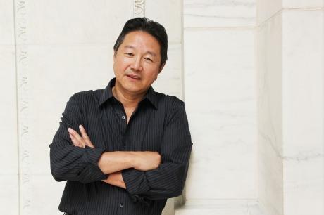 MU Performing Arts Founding Artistic Director Rick Shiomi Photo by Lia Chang