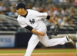 Photo: Hiroki Kuroda - Pitcher for the New York Yankees
