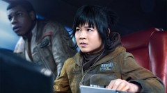 Kelly Marie Tran is Rose, the first major Star Wars character played by an Asian American female
