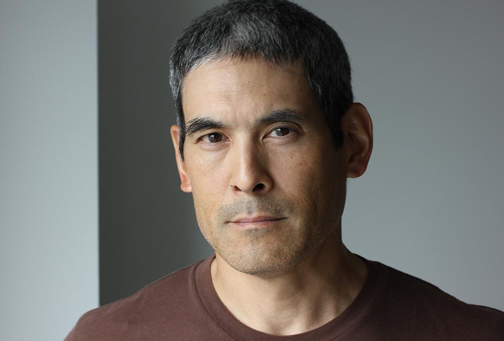 Filmmaker and Actor Chris Tashima Photo by Lia Chang