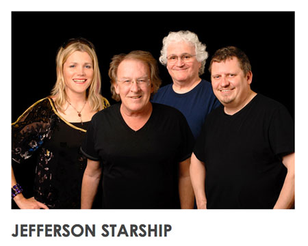 Jefferson Starship to perform landmark 2,000th performance in SF this month