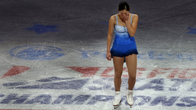 Controversy - Mirai Nagusu is denied spot on US Olympic Skating Team