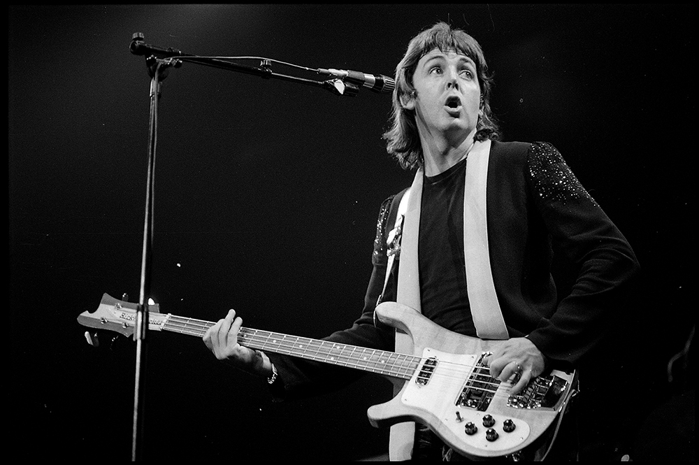 ROCKSHOW - Paul McCartney and Wings Concert Film Screens in 1,000 theaters and 750+ cities