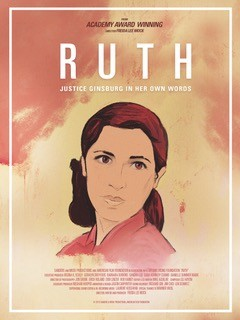 Must See! RUTH: Justice Ginsburg in Her Own Words - Premieres February 12, and on Starz March 1!
