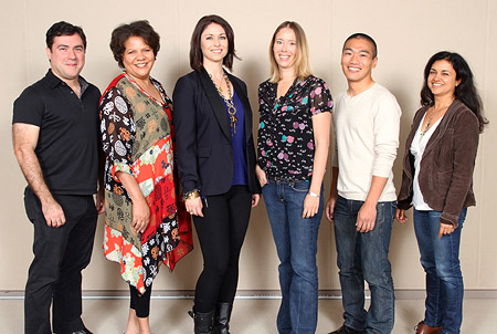 TV Drama writer Thomas Wong receives Writers Guild Honor