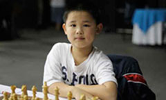 8 year old Awonder Liang of Wisconsin Wins World Chess Championship